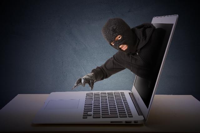 泥棒は記事の始まりです。