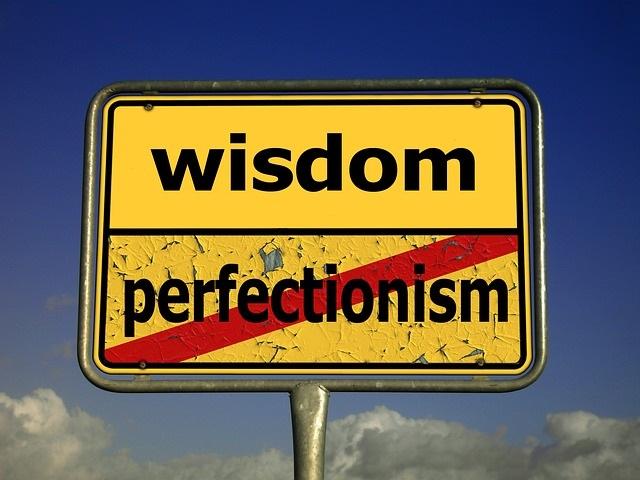 完璧主義の負け