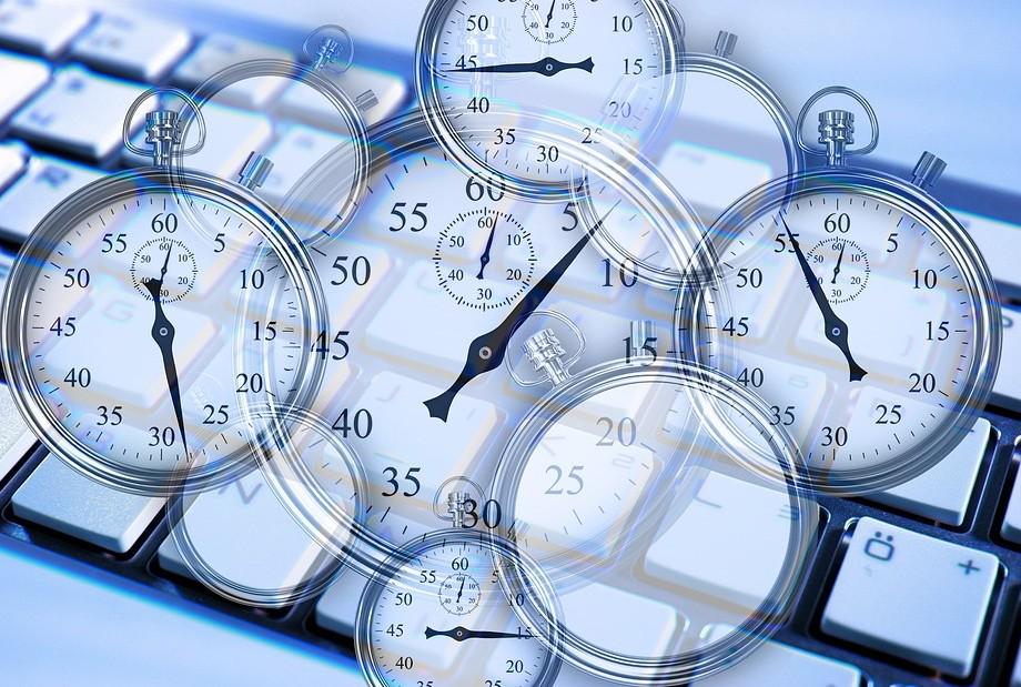 効率化時計
