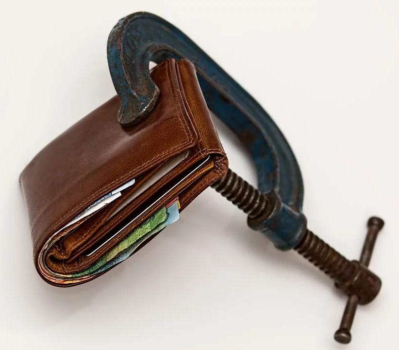 財布ロック