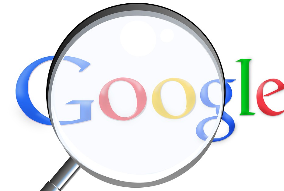 拡大鏡Google
